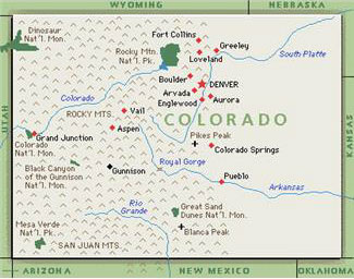 Rattlesnakes In Colorado Map.Reptileshowguide Com Reptile Or Amphibian Shows And Events In The